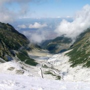 Transfagaras-winter