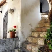 Bran Castle - inside stairways