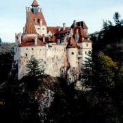 Dracula Castle - general view