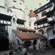Bran Castle - Inner Yard