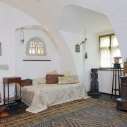 Bran castle - Inside room