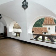 Bran Castle - Inner Halls