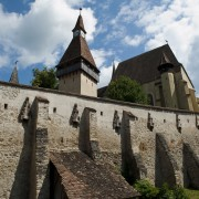 Biertan - the Evangelical fortified church
