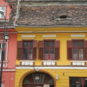 Sighisoara - old building